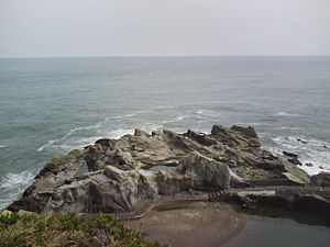 Cape Inubō - Head of Cape Inubō