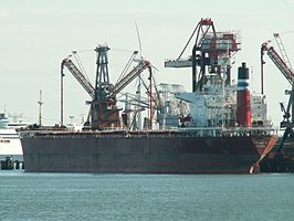 Ioannis M IMO 7621932 p3, Port of Rotterdam, Holland 08-Apr-2006.jpg