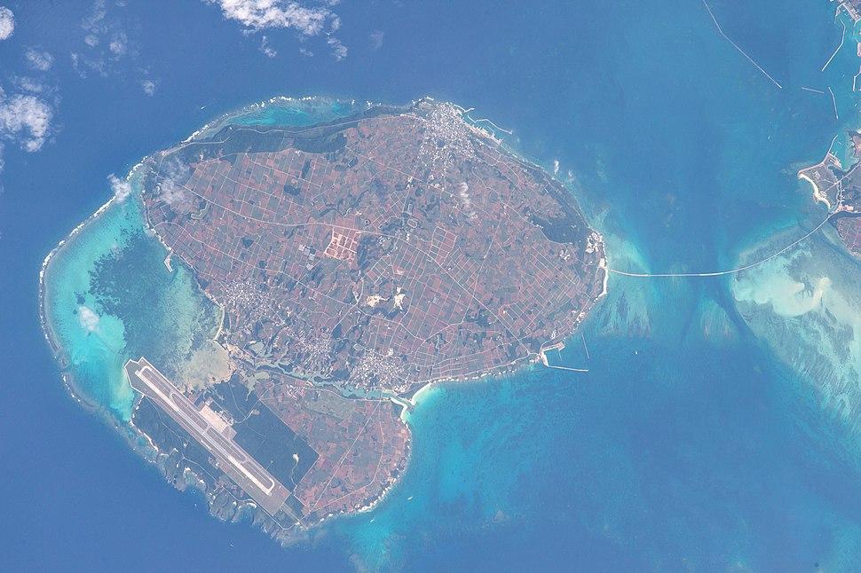 Irabu Island ISS045