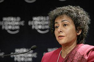 Irene Khan - Khan at the World Economic Forum 2007