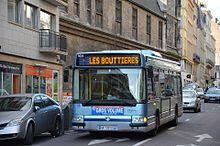 Transports en commun de l 39 agglom ration rouennaise wikimonde for Transport en commun salon de provence