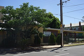 Islamic College of South Australia - Islamic College of South Australia northern frontage