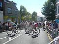 Island Games 2011 men's Town Centre Criterium cycling.JPG