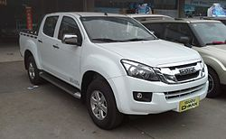 Isuzu D-Max II China 2016-03-29.jpg