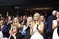 Ivanka Trump cheers during third-night of 2016 RNC.jpg