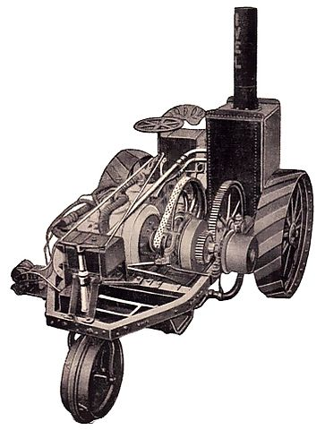 File ivel portable traction wikimedia commons for What is traction motor