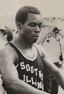 Ivory Crockett American sprinter