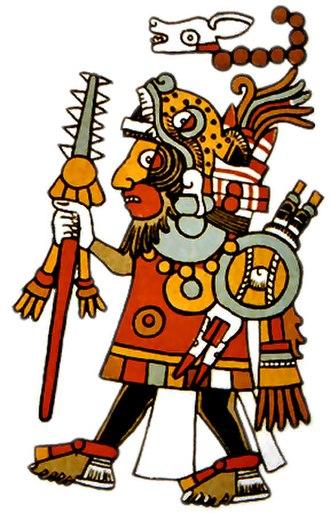 Tilantongo - Eight Deer Jaguar Claw (Iya Nacuaa Teyusi Ñaña, 1063 - 1115), Lord of Tilantogo