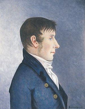 Jørgen Aall - Image: Jørgen Aall av Ola Geelmuyden, Eidsvoll 1814, EM.01605 (cropped)