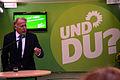 Jürgen ist hier ... und Du, Jürgen Trittin in Hannover am Kröpcke bei seiner Rede zur Energiewende der Regierung unter Angela Merkel.jpg