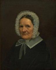 Johanne Marie Gertner, f. Lassen, kunstnerens moder