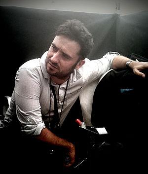 J. A. Bayona - Bayona in 2012
