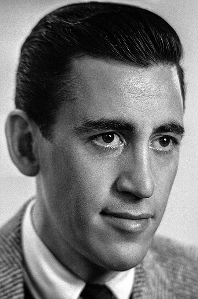 Picture of an author: J. D. Salinger