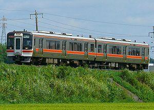 Sangū Line - Mie Rapid service
