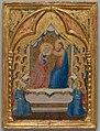 Jacopo del Casentino - The Coronation of the Virgin - 1939.557 - Yale University Art Gallery.jpg