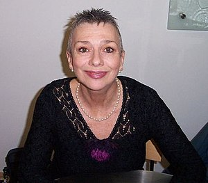 Jacqueline Pearce - Jacqueline Pearce at the Blake's 7 Series 2 DVD launch, 2005.