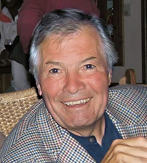 Jacques Pépin French-American chef