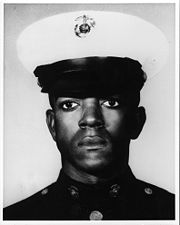 First African-American Marine to get MEDAL OF HONOUR 180px-James_Anderson%2C_Jr