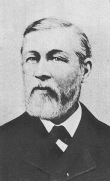 James Campbell, one of the wealthiest landowners in Hawaii