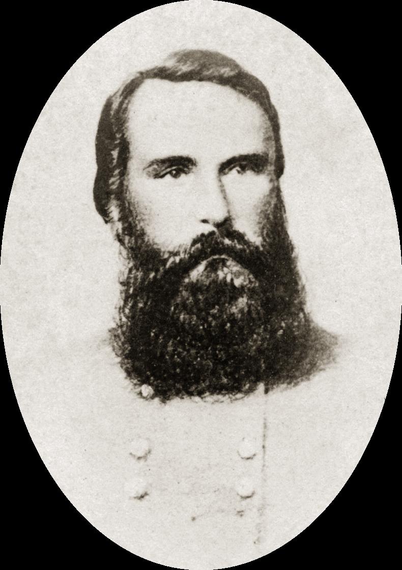 James Longstreet crop