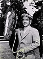 James McCallion and King National Velvet 1960.JPG