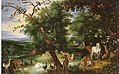 Jan Snellinck (II), after Jan Brueghel (I) - Landscape with the Fall of Man.jpg