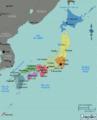 Japan regions map(pt).png