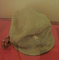 Japanese guard cap from the internment camp of Martin-des-Pallieres in Saigon.jpg