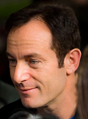 Jason Isaacs in Leicester Square