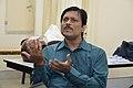 Jayanta Nath Talks - West Bengal Wikimedians Strategy Meetup - Kolkata 2017-08-06 1712.JPG