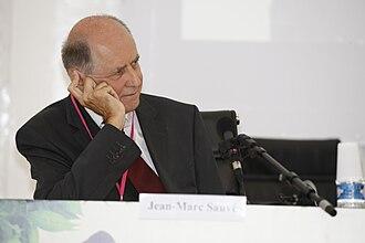 Jean-Marc Sauvé - Image: Jean Marc Sauvé