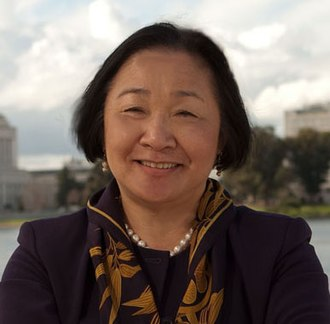 Jean Quan - Image: Jean Quan at Lake Merritt during her Campaign for Mayor