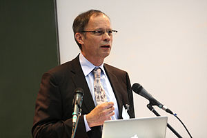 Jean Tirole - Tirole in 2007