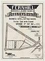 Jeffreys Estate 2nd subdivision Fernhill, Hurlstone Park, 1903.jpg