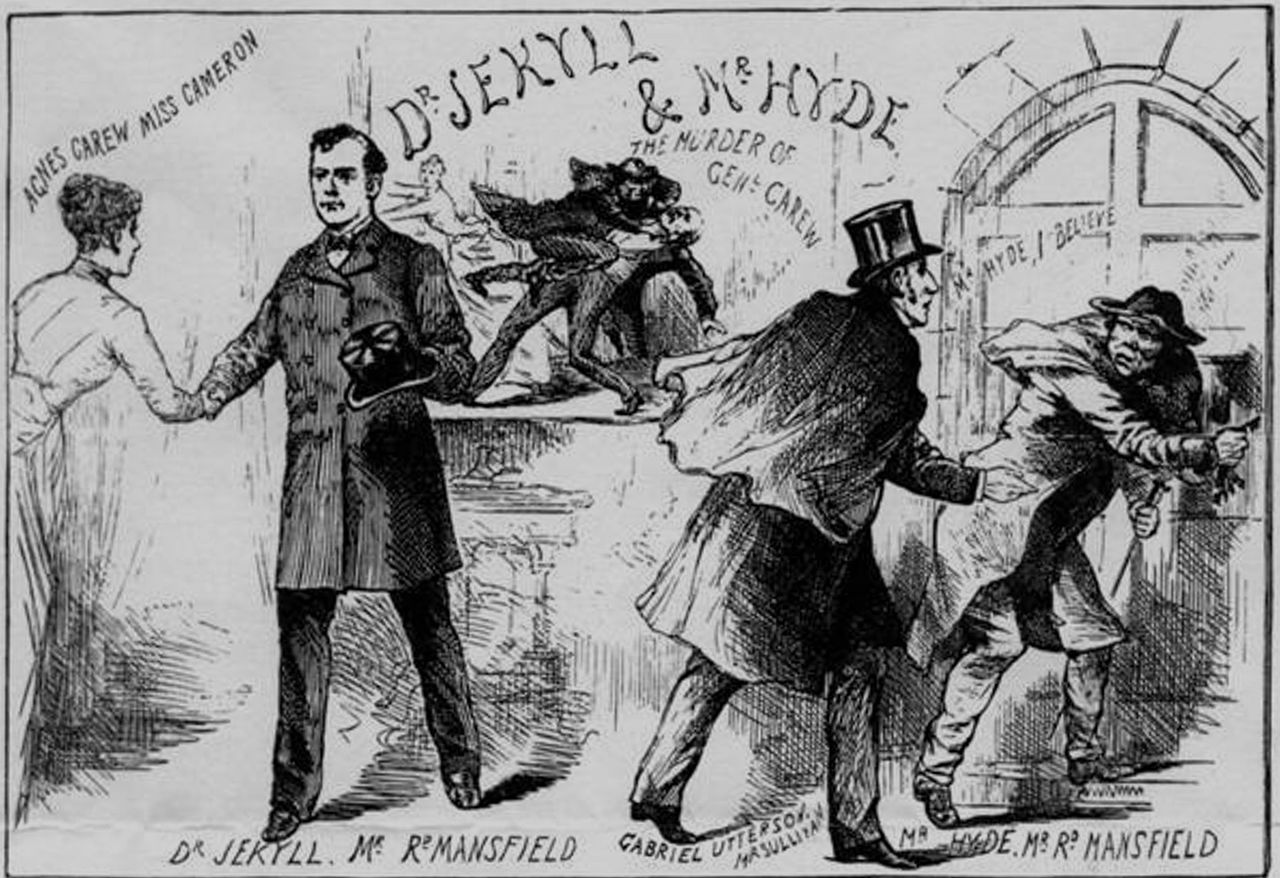 Dr. Jekyll and Mr. Hyde (1887 play) - Wikiwand