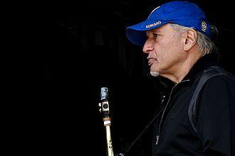 Jerry Bergonzi - Jerry Bergonzi at the Aarhus Jazz Festival in 2016