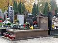 Jerzy Metelski - Cmentarz na Sluzewie przy ul Renety (2).JPG