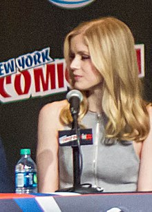 Erin Moriarty jessica jones