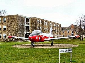 No. 1 Flying Training School RAF - Image: Jet Provost Mk 3A geograph.org.uk 381773