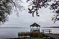 Jezioro Miedwie jesienią.jpg