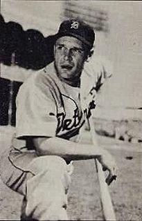Jim Delsing American baseball player