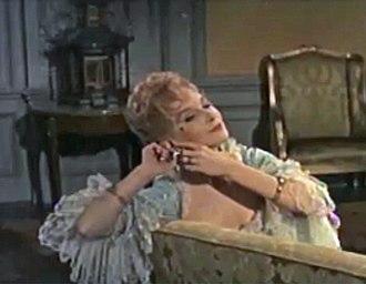 Joan Greenwood - Joan Greenwood in Moonfleet (1955)