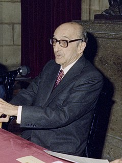 Spanish lawyer, economist and author