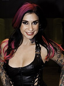 Joanna Angel at AVN Adult Entertainment Expo 2016.jpg