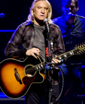 Joe Walsh performing in 2019