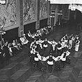Joegoslavische dansers in Rotterdam overzicht, Bestanddeelnr 914-1317.jpg
