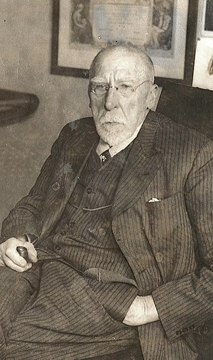 Johan Nordhagen - Johan Nordhagen, c. 1935