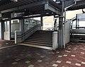 Johana Line-Shin-Takaoka Station-gate-20180810.jpg