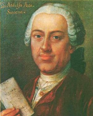 Hasse, Johann Adolf (1699-1783)