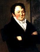 Johann Gottfried Dingler -  Bild